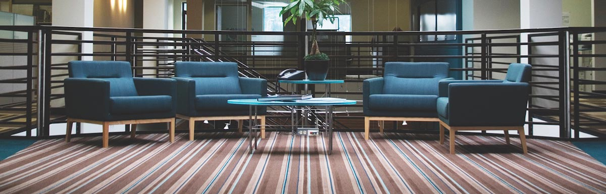 Longleaf Chem-Dry provides Commercial Cleaning Services that are cleaner and healthier for your office as, many of our products are non-toxic.