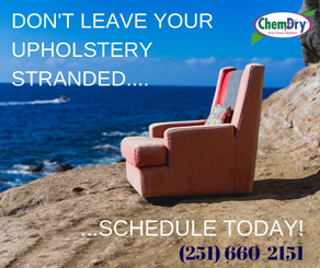 schedule or call Longleaf Chem-Dry today (251) 660-2151
